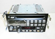 New Delco Electronics AM/FM/Cassett/CD  Radio 16241492BF  968NAD