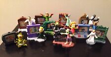 The Simpsons 2000's Treehouse of Horror Burger King Toy Lot