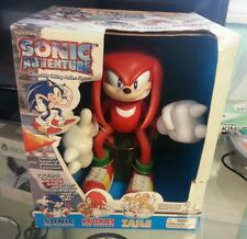 Sonic Adventure Series Knuckles the Echidna Collectible Talking Action Figure