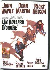 Dvd Un Dollaro d'onore di Howard Hawks 1959 Usato