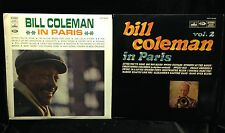 Bill Coleman-In Paris Vols 1&2-La Voix De Son Maitre 240.328/240.628-2LP FRANCE