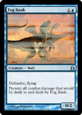 FOG BANK X4 4 4X Commander MTG Magic the Gathering DJMagic