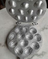 FORM/mould for nuts,oreshnica maker,pastry maker12 PCS,gift idea,nutlets maker