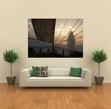 SAILING BOATS SEA NEW GIANT POSTER WALL ART PRINT PICTURE G174