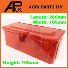 Tractor Tool Box Massey Ferguson 35,65,135,TE20,TE,20,TEA,TED,TEF Lockable Zetor
