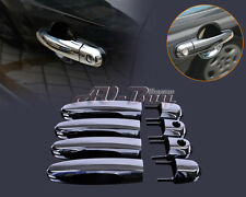 Chrome Door Handle Cover Trim for HYUNDAI Tucson 2004-2010 2009 2008 2007 2006