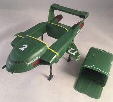 Thunderbirds hablando Thunderbird 2 desaparecidos Thunderbird 4