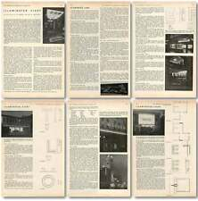 1957 Importance And Development Of Illuminated Signs Pernet Butters Architecture