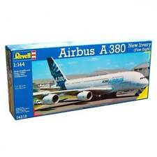 Revell 1:144 Scale Airbus A380 New Livery House Colours Aircraft Kit - 04218