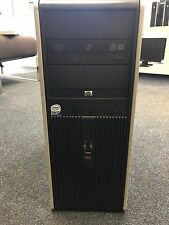 HP COMPAQ DC7800 Core 2 Quad Q6600 4 GB di RAM 250GB HD