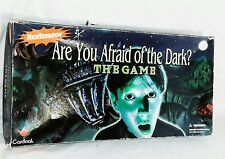 Vtg Nickelodeon Are You Afraid of the Dark Board Game 1995 Complete Hallowen