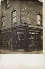 Bramley, Leeds. J.Isherwood General Dealer's Shop, Spring Street.
