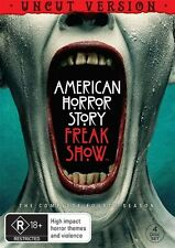 American Horror Story Season (Four) 4 : NEW DVD