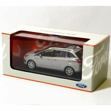 Minichamp 1.43 Scale FORD GRAND C-MAX Ford Dealer Edition In Pearl Grey.