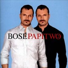 Papitwo 2012 by Miguel Bose . EXLIBRARY