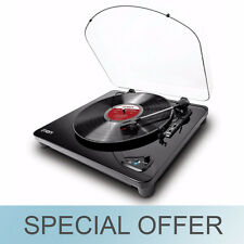 ION Audio Air LP Turntable with Wireless Streaming Bluetooth System - NEW
