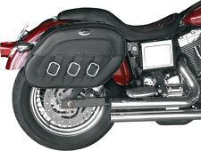 Saddlemen Saddle bags Drifter incl. Holder for Harley- Davidson Dyna 96-15