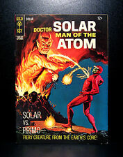 COMICS: Gold Key: Doctor Solar: Man of the Atom #17 (1966) - RARE (star trek)