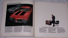 1970 70 Oldsmobile Olds original sales brochure 48 pages