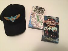 Doobie Brothers, Listen to the Music To Rockin' Down Highway Lot VHS + Cap