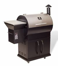 NEW GrillaGrills SILVERBAC Wood Pellet Grill 692Sq in with built in Meat Probe