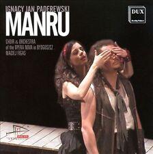 Manru (2CD), New Music