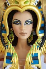 Cleopatra Barbie 2010 Gold Label NRFB MIB + Shipper MINT