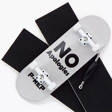 P-REP - 32mm Graphic Complete Wooden Fingerboard - No Apologies