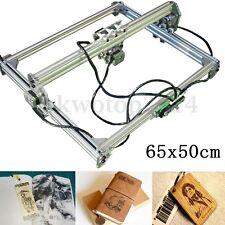 3000mw 65x50cm Laser Engraver CNC Desktop Wood Logo Printer Cutter Engraving DIY