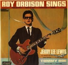 ROY ORBISON/JERRY LEE LEWIS/TOMMY ROE sings ALL 778 uk allegro LP PS VG/EX