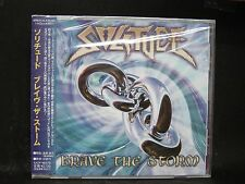 SOLITUDE Brave The Storm JAPAN CD Sacrifice Anthem Japan Thrash & Power !
