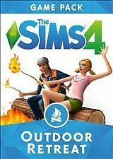 Sims 4: Outdoor Retreat (PC, 2015) to download