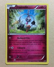 Carte Pokémon Trousselin Type Fée Pv60 48/108