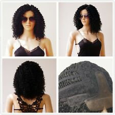 Heat Resistant Full Wigs 100% Synthetic Hair Soft Natural AS Remy Hair Costume