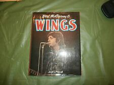 1977 Jeremy Pascall - Paul McCartney & Wings - Chartwell Books Inc.