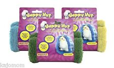MultiPet Large HAPPY HUT *USA Seller* Bird Parrot Hide-A-Way ALL COLORS