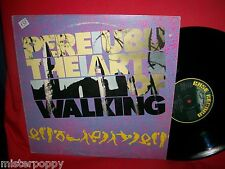 PERE UBU The art of walking LP 1980 ITALY First Pressing EX+ Base label