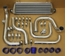 HONDA CIVIC 96-00 D15 D16 B18 ALUMINUM BLOT-ON TURBO INTERCOOLER PIPING KIT EK
