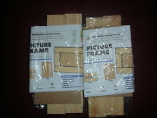 HOME DEPOT KIDS WORKSHOP 2 PICTURE FRAME KIT LOWES BUILD & GROW WOOD PROJECT NEW