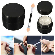 Shinning Effect Glitter Chrome Pigment Mirror Powder Metallic Silver Nail Dust