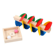 1 Set Kids Tree Marble Ball Drop Track Game Fun Toys for Child Blocks Gifts Hot
