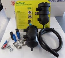 TOYOTA HILUX D4D PROVENT 200 CATCH CAN KIT. INC 19MM FITTING KIT.