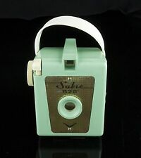 Vintage Sabra 620 Camera in Green Color Made in the USA