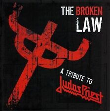 The Broken Law: Tribute to Judas Priest by Various Artists (CD, Apr-2012,...