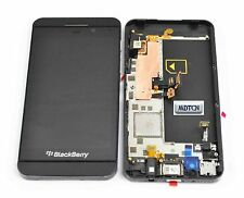 LCD Display Touch Screen Glass Digitizer Assembly For Blackberry Z10 4G & Frame