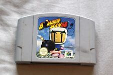 Bomberman 64 Nintendo 64 RARE TESTED PAL UK N64 Cartridge Only Excellent Cond