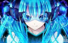 Poster A3 Vocaloid Hatsune Miku 05