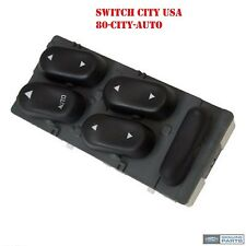 OEM Ford Explorer Mountaineer Master Driver Power Window Switch F87Z14529AA