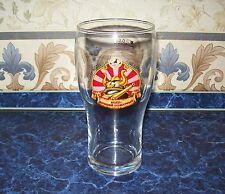 """Rare Exclusive Russia / Czech A glass of beer """"Kozel BEST FIREFIGHTER"""" Original"""