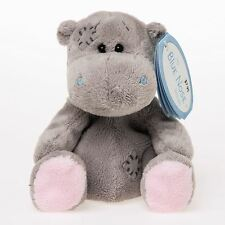 "4"" My Blue Nose Friends Thomas the Hippo No. 23 - Plush Soft Toy"